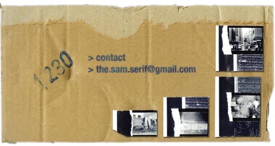 contact samserif sam serif