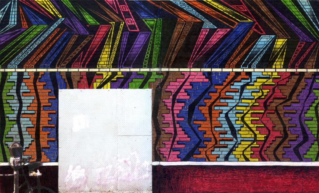 colourscape walls notebook sam serif