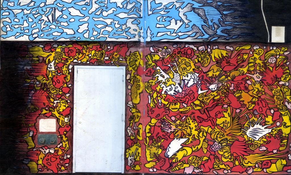untitled landscape walls notebook sam serif